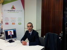 Our Official Launch at MathsFest 2012