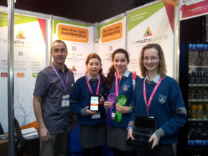 BT Young Scientist and Technology Exhibition 2013