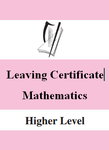 Leaving Cert Higher Level Resources Roll-out has Started!