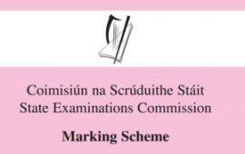 Marking Schemes | Leaving Cert | Junior Cert | Maths Grinds