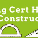 Leaving Cert Higher Level Maths Constructions