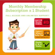 Full Membership - Monthly Subscription
